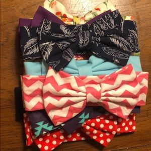 Headband Bows (fits infant-toddler)